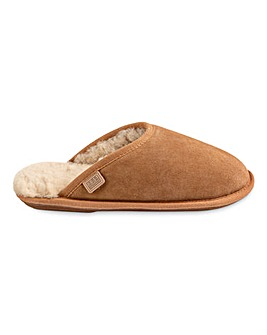 Just Sheepskin Shaftsbury Slippers D Fit