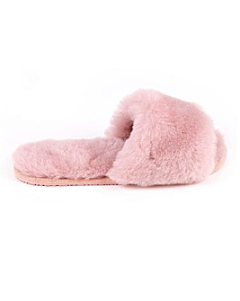 Just Sheepskin Lily Slippers D Fit