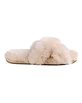 Just Sheepskin Daisy Slippers D Fit