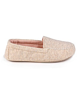 Totes Isotoner Moccasin Slippers