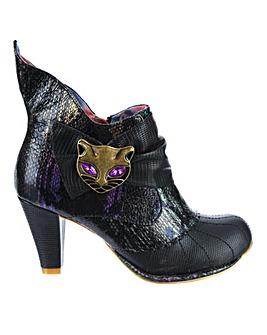 Irregular Choice Miaow Boots D Fit