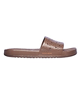 Skechers Gleam Sizzling Sandals Standard D Fit