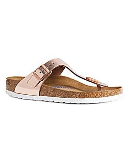 Birkenstock Gizeh Soft Footbed Sandals Standard D Fit