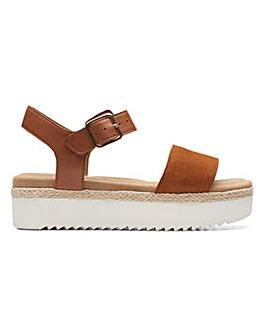 Clarks Lana Shore Sandals Standard D Fit