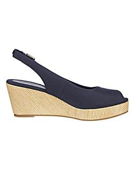 Tommy Hilfiger Iconic Elba Sandals Standard D Fit