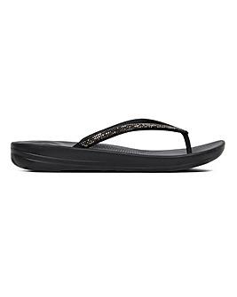 Fitflop Iqushion Sparkle Sandals D Fit