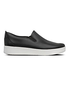 Fitflop Rally Slip-On Leisure Shoes D Fit
