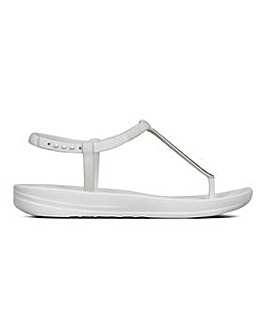 Fitflop Iqushion Splash Sparkle Sandals D Fit
