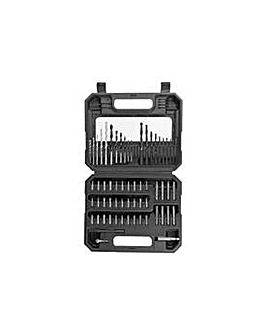 Guild 70 Piece Titanium Drill Bit Set