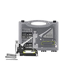Guild 3-in-1 Nail and Staple Gun