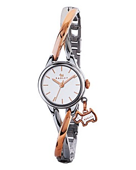 Radley Bayer Bracelet Watch - Two Tone