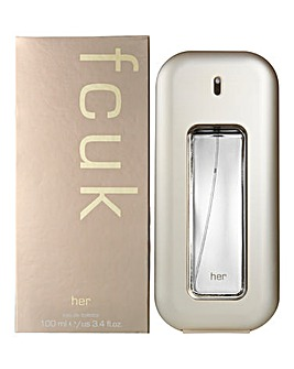 FCUK Her 100ml EDT