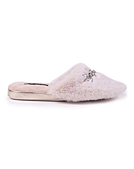 Dido Elegant Mule Slippers for Women from Pretty You London
