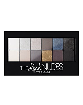 Maybelline The Rock Nudes Eye Palette