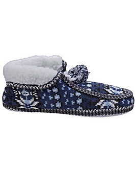 Divaz Lapland Knitted Slipper