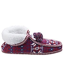Divaz Lapland Knitted Slipper