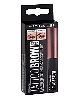 Maybelline Tattoo Brow Longlasting Gel Tint - Dark Brown
