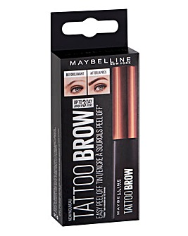 Maybelline Tattoo Brow Longlasting Gel Tint - Medium Brown