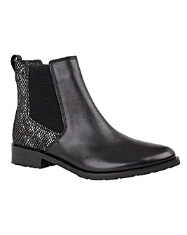 Lotus Berty Leather Boots Standard D Fit