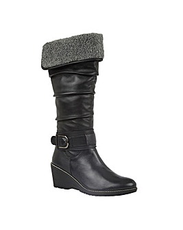 Lotus Dandy Leather Boots Standard D Fit