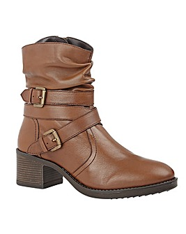 Lotus Iowa Leather Boots Standard D Fit