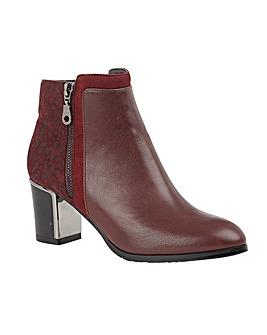 Lotus Athena Boots Standard D Fit