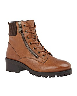 Lotus Dante Leather Boots Standard D Fit