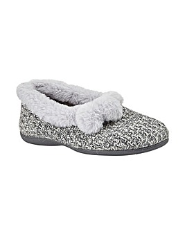 Lotus Alice Slippers Standard D Fit