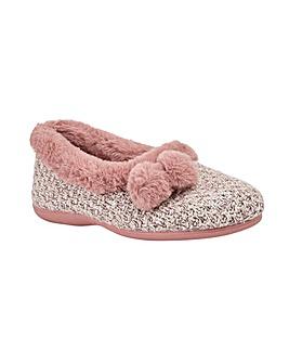 Lotus Alice Slippers Standard D Fit