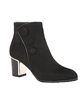 Lotus Donatella Boots Standard D Fit