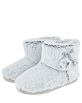 Accessorize Supersoft Slipper Boot