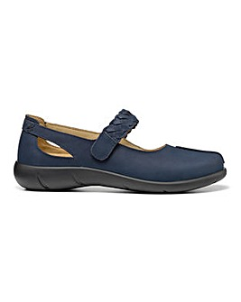 Hotter Shake Wide Fit Mary Jane Shoe
