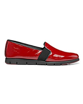 Hotter Turn Slip-On Shoe