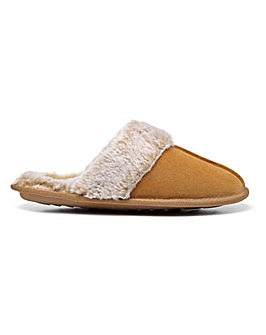 Hotter Honey Mule Slipper