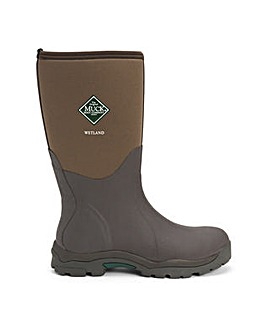 Muck Boots Wetlands Womens Outdoor Sporting Boot