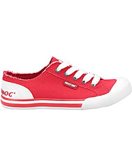 Rocket Dog Jazzin Canvas Lace Up Shoe