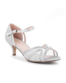 Paradox London Etta Wide Fit Sandals