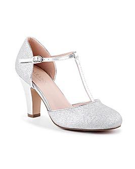 Paradox London Flamenco Court Shoes