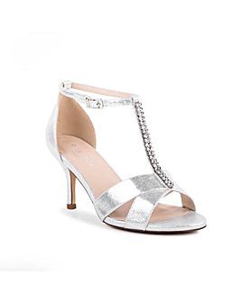 Paradox London Esme Wide Fit Sandals