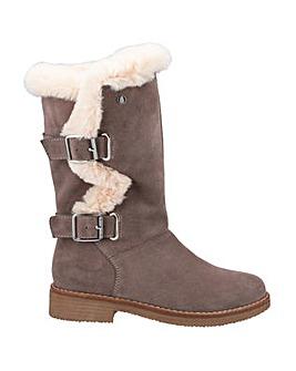 Hush Puppies Megan Ladies Mid Boots