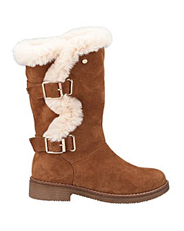 Hush Puppies Megan Ladies Mid Boots