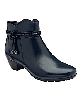 Lotus Darcie Leather Boots Standard D Fit