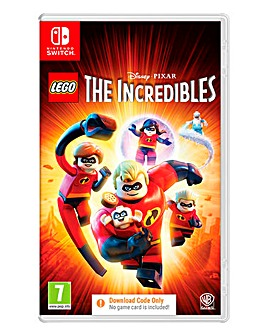 LEGO The Incredibles - Nintendo Switch (Code In A Box)