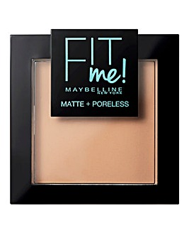 Maybelline Fit Me Pressed Powder 120