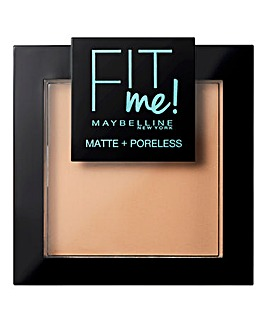 Maybelline Fit Me Pressed Powder 220