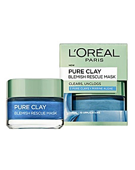 L'Oreal Paris Pure Clay Blemish Rescue Mask