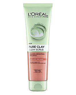 L'Oreal Pure Clay Glow Scrub