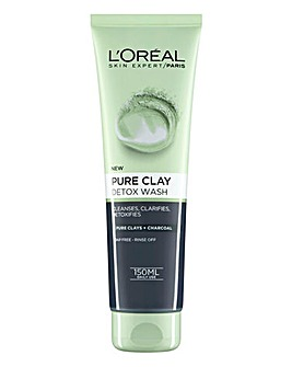 L'Oreal Pure Clay Detox Wash