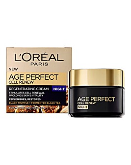 L'Oreal Paris Age Perfect Cell Renew Night Cream 50ml