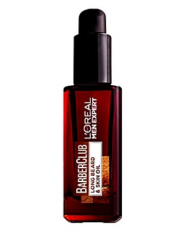 L'Oreal Men Expert Barber Club Long Beard & Skin Oil